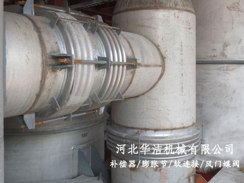 通风管道用复式拉杆波纹补偿器